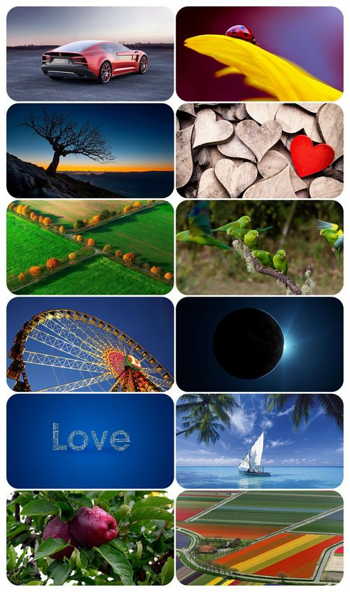 Beautiful Mixed Wallpapers Pack 627