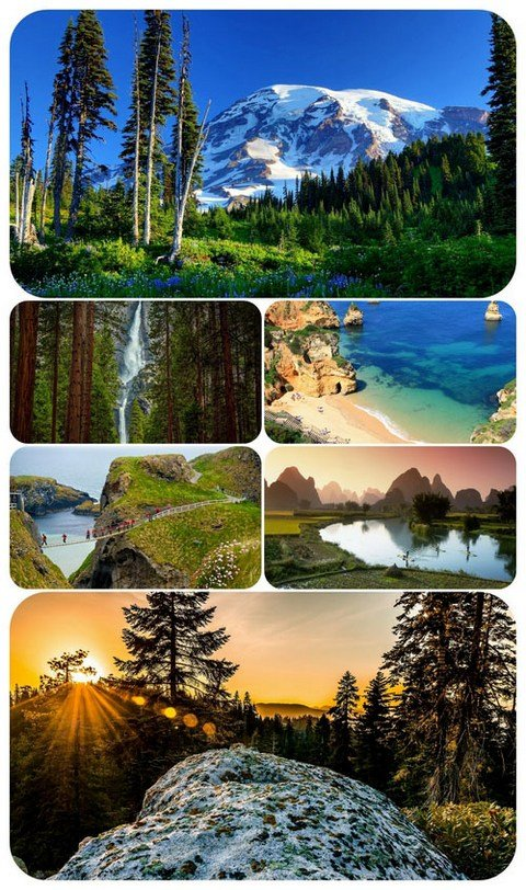 Most Wanted Nature Widescreen Wallpapers #394
