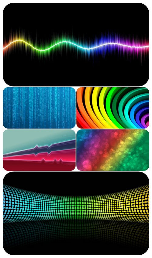 Wallpaper pack - Abstraction 7