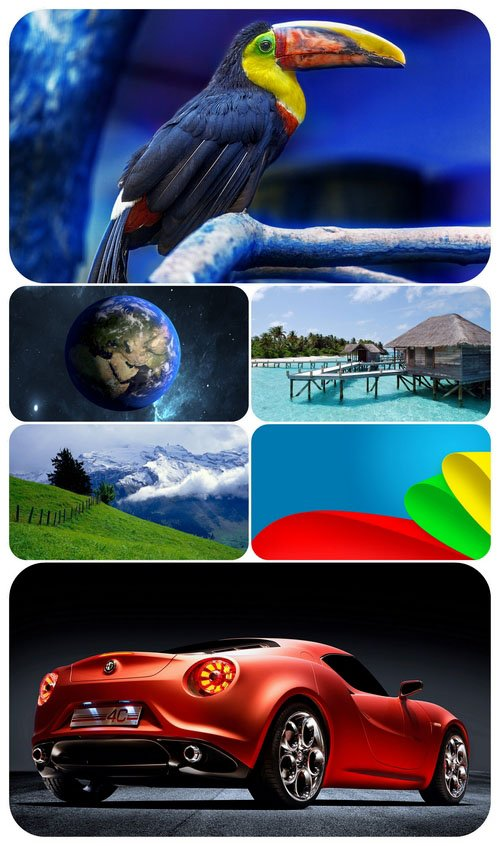 Beautiful Mixed Wallpapers Pack 636