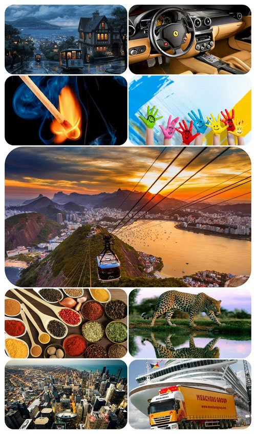 Beautiful Mixed Wallpapers Pack 641