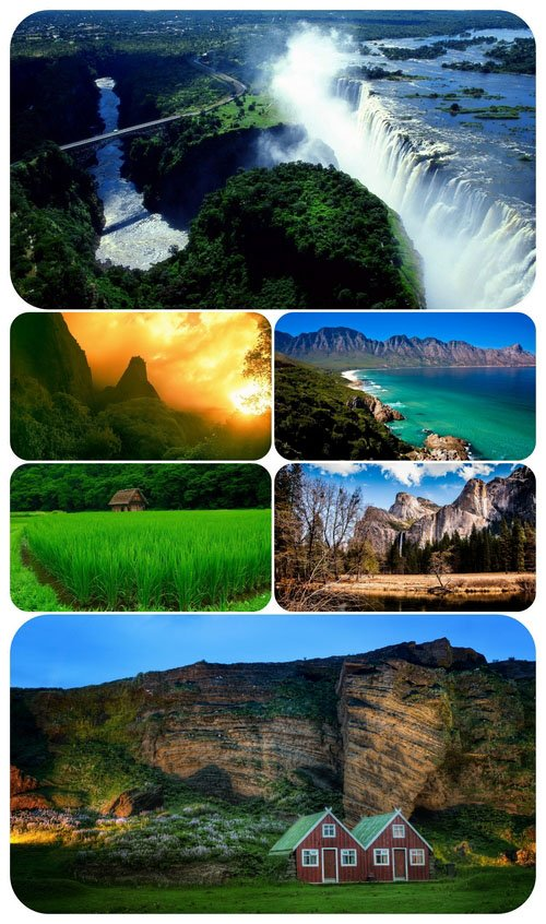Most Wanted Nature Widescreen Wallpapers #408