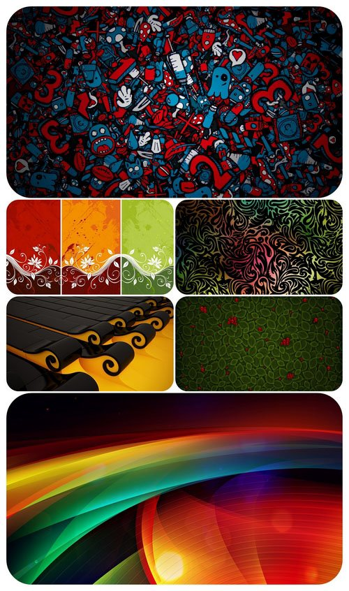 Wallpaper pack - Abstraction 10