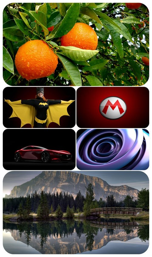 Beautiful Mixed Wallpapers Pack 649