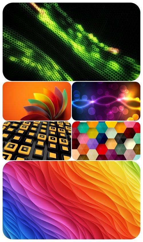 Обои для рабочего стола Wallpaper pack - Abstraction 11