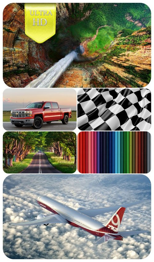 Ultra HD 3840x2160 Wallpaper Pack 238