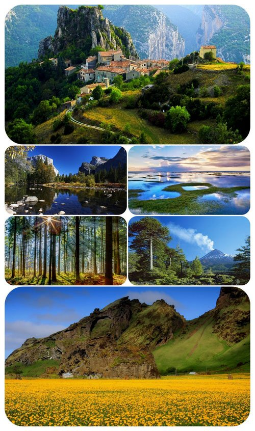 Most Wanted Nature Widescreen Wallpapers #412