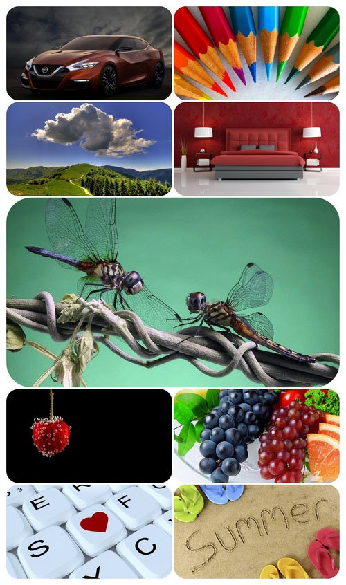 Beautiful Mixed Wallpapers Pack 653