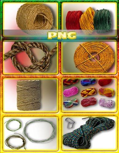 Качественные Png - Веревки