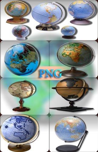 Качественные Png - Настольные глобусы