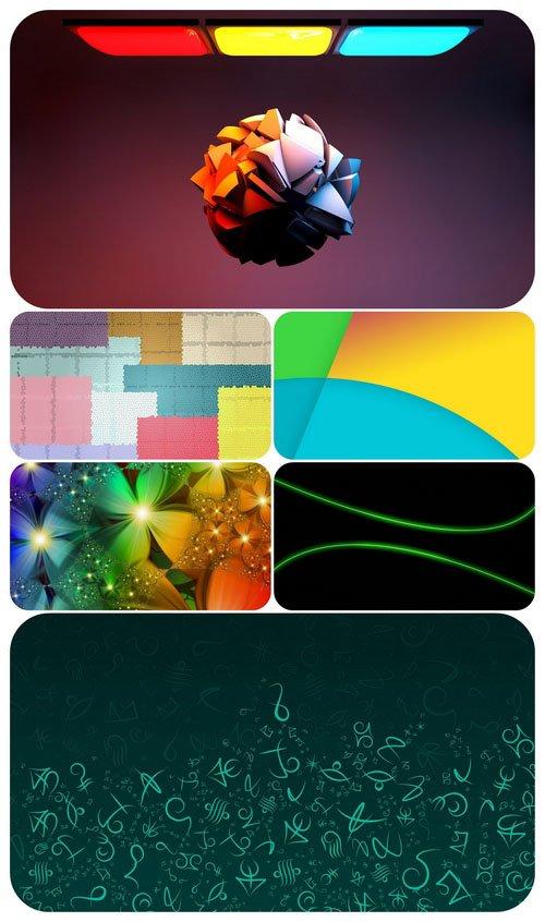 Обои для рабочего стола Wallpaper pack - Abstraction 13