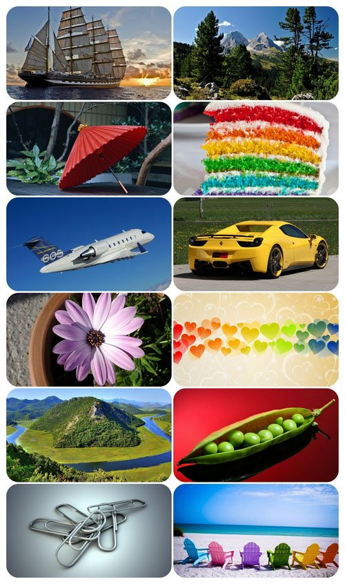 Beautiful Mixed Wallpapers Pack 658
