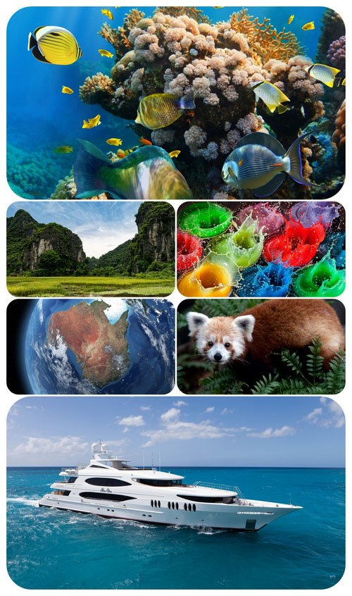 Beautiful Mixed Wallpapers Pack 660