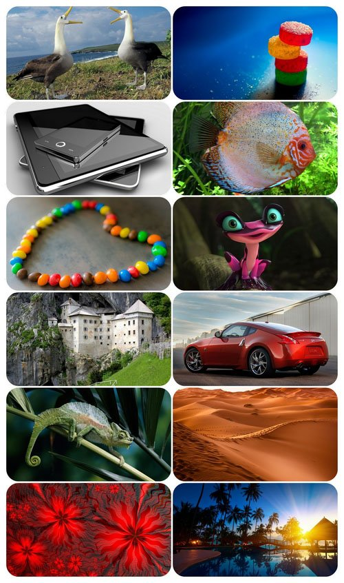 Beautiful Mixed Wallpapers Pack 664