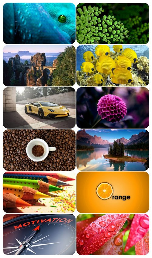 Beautiful Mixed Wallpapers Pack 668