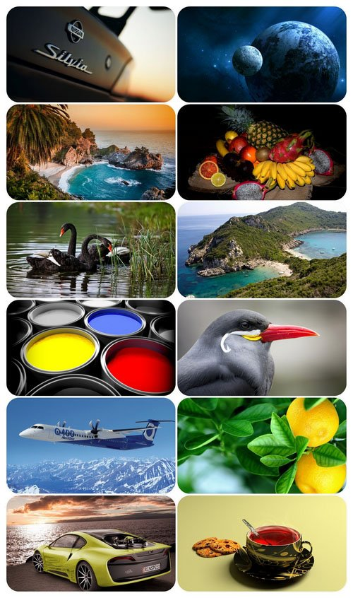 Beautiful Mixed Wallpapers Pack 670