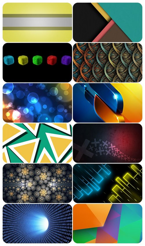 Wallpaper pack - Abstraction 15