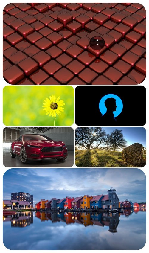 Beautiful Mixed Wallpapers Pack 680
