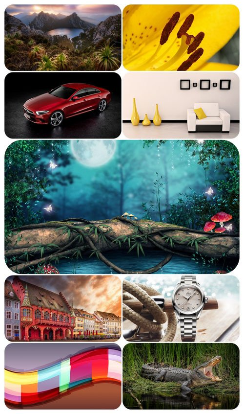 Beautiful Mixed Wallpapers Pack 682