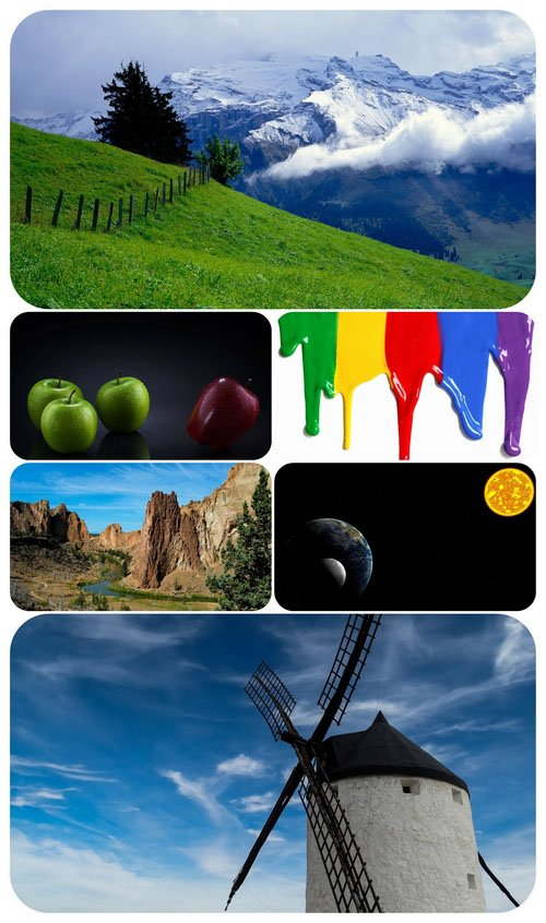 Beautiful Mixed Wallpapers Pack 683