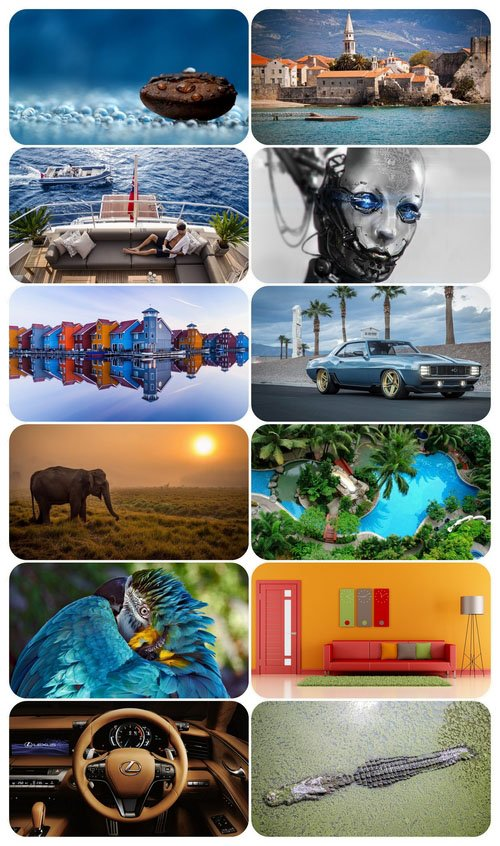 Beautiful Mixed Wallpapers Pack 690
