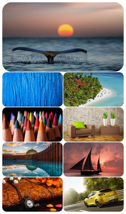 Beautiful Mixed Wallpapers Pack 693