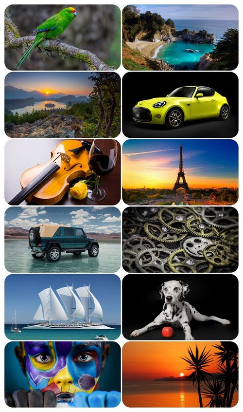 Beautiful Mixed Wallpapers Pack 695