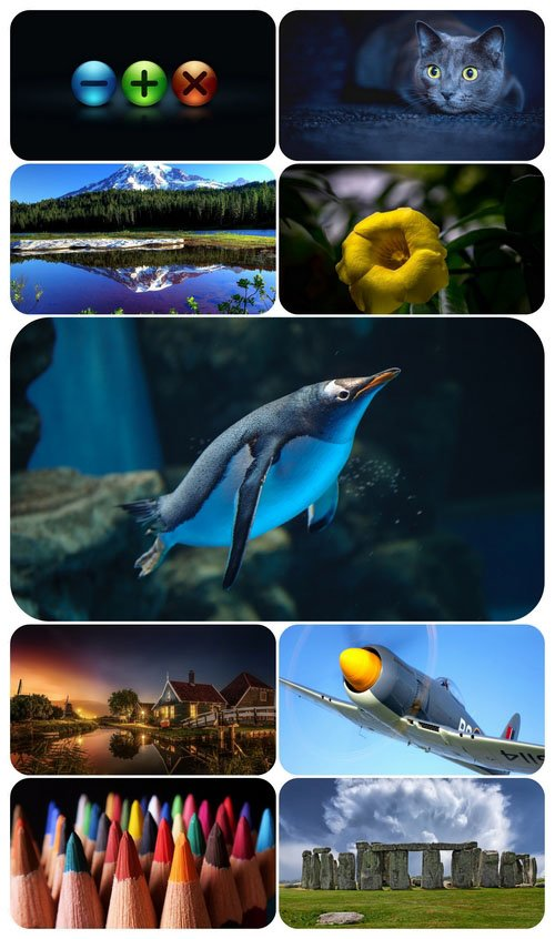 Beautiful Mixed Wallpapers Pack 696