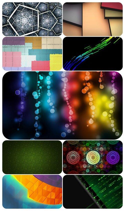 Обои для рабочего стола Wallpaper pack - Abstraction 16