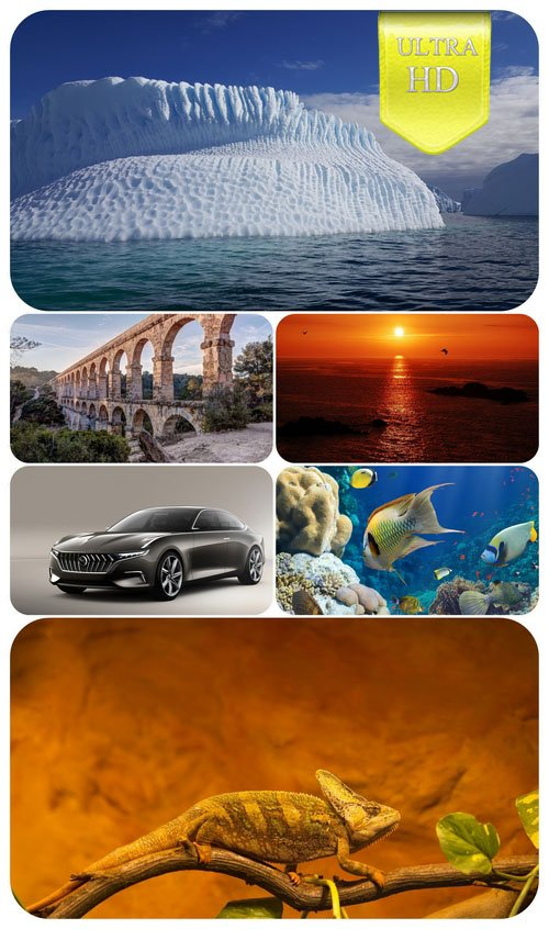 Ultra HD 3840x2160 Wallpaper Pack 261