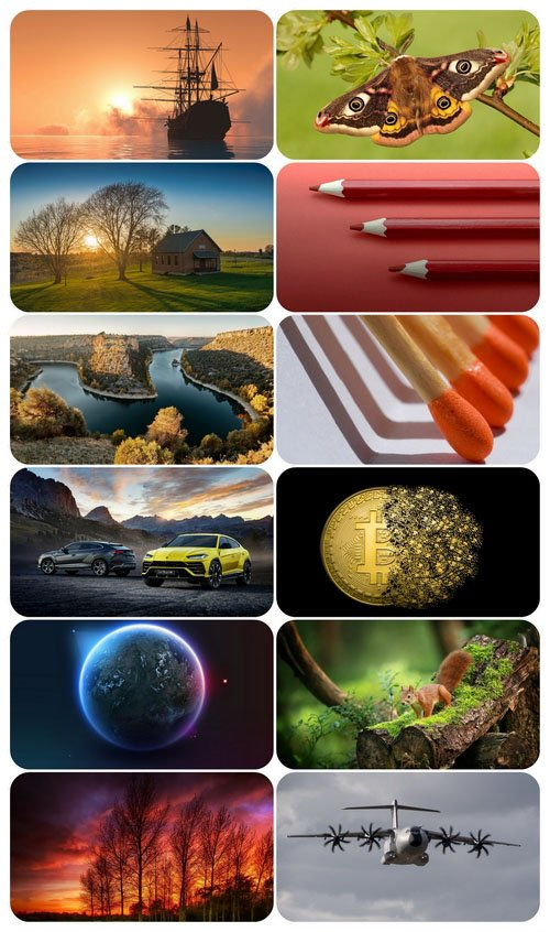 Beautiful Mixed Wallpapers Pack 706