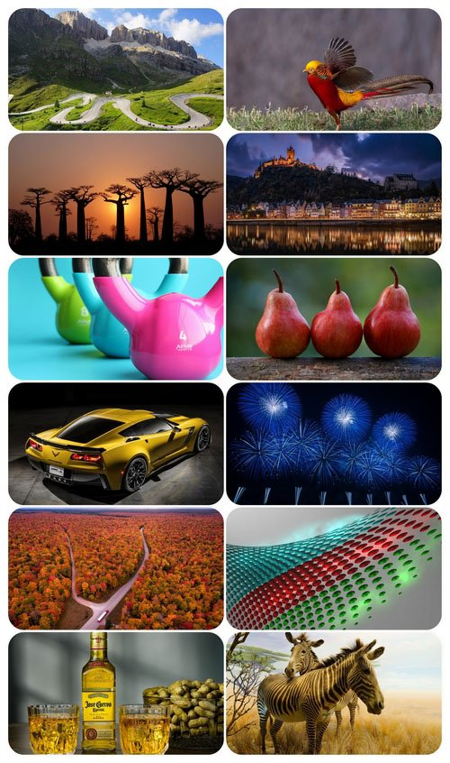 Beautiful Mixed Wallpapers Pack 708