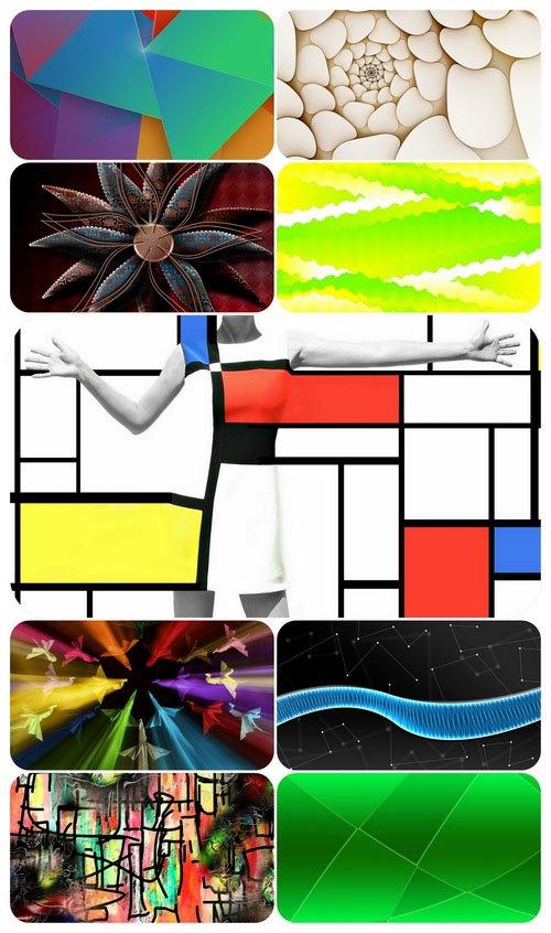 Обои для рабочего стола Wallpaper pack - Abstraction 18
