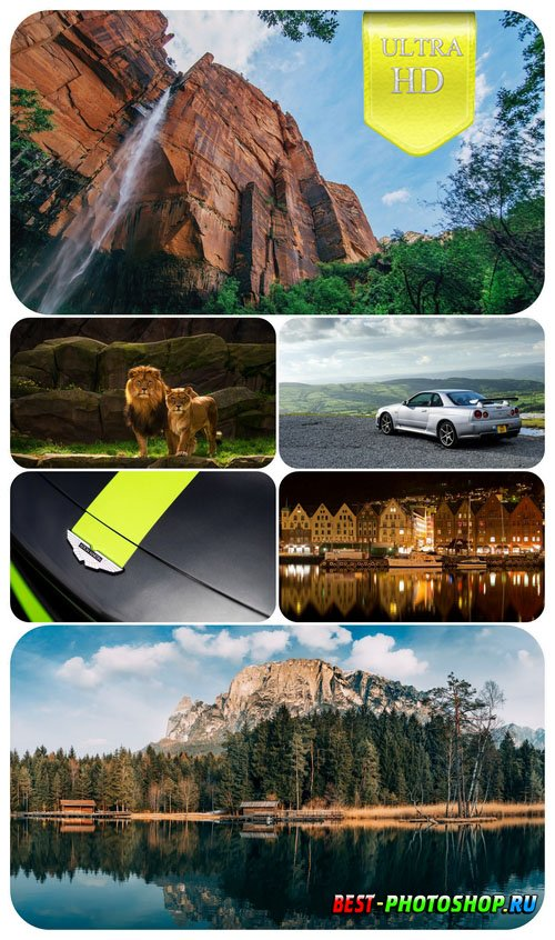 Ultra HD 3840x2160 Wallpaper Pack 304