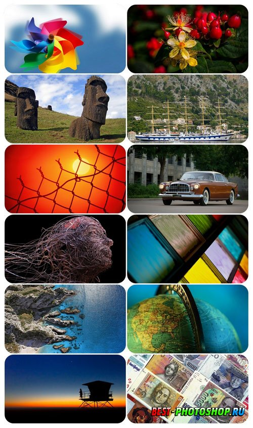 Beautiful Mixed Wallpapers Pack 805