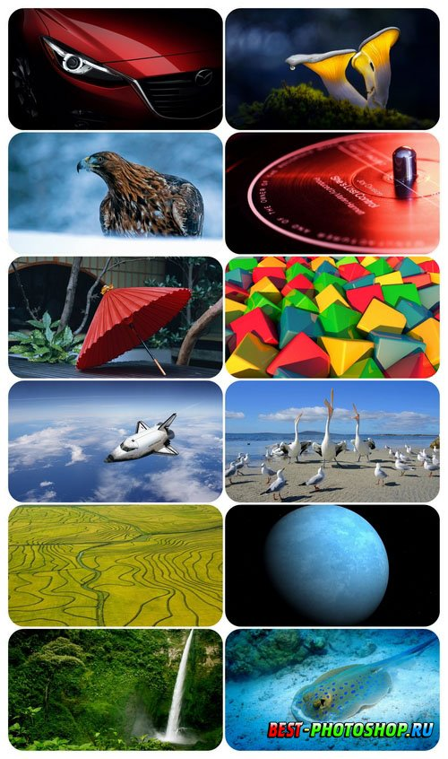 Beautiful Mixed Wallpapers Pack 811