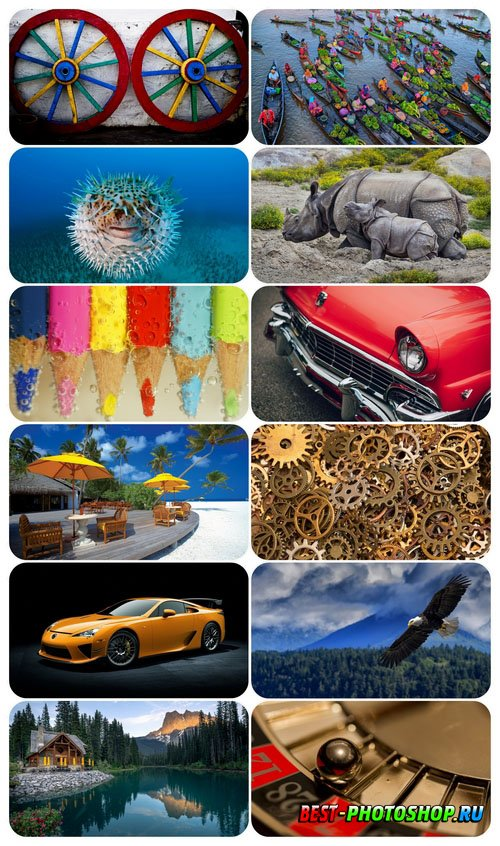 Beautiful Mixed Wallpapers Pack 815