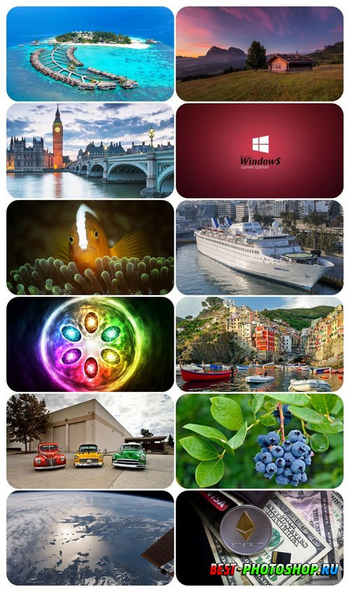 Beautiful Mixed Wallpapers Pack 840