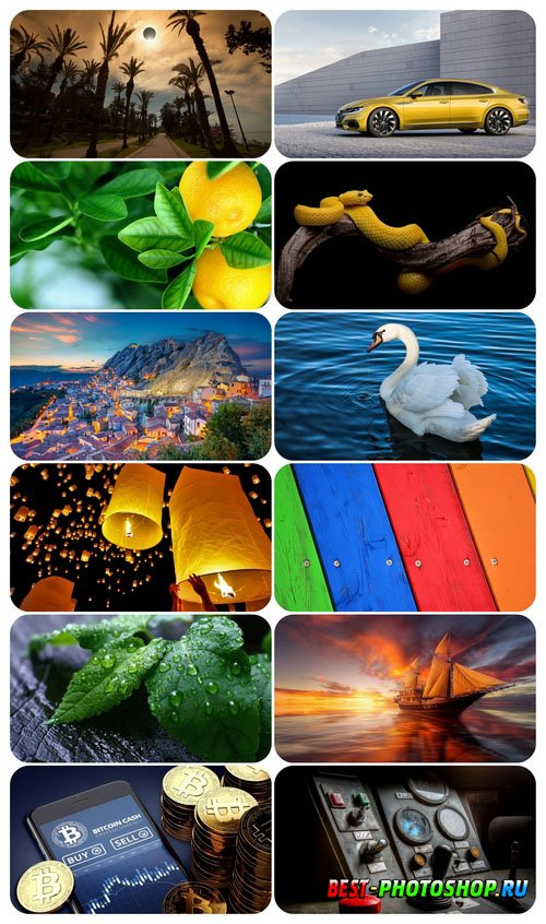 Beautiful Mixed Wallpapers Pack 852