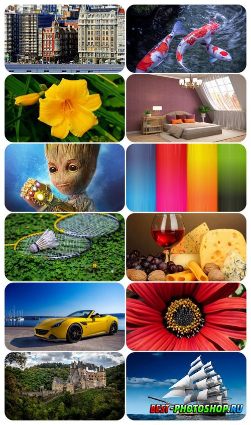 Beautiful Mixed Wallpapers Pack 867