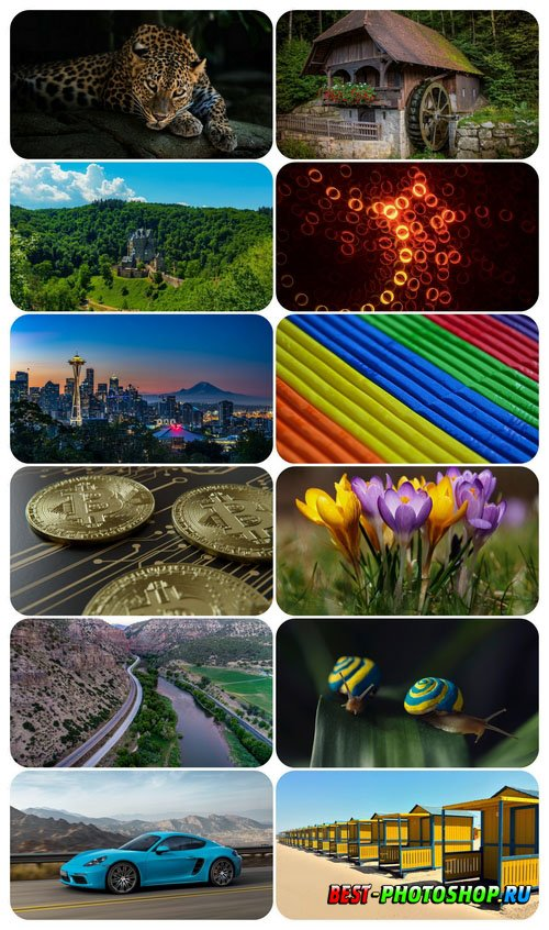 Beautiful Mixed Wallpapers Pack 868