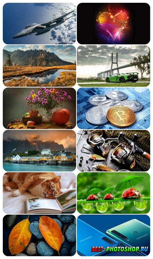Beautiful Mixed Wallpapers Pack 869