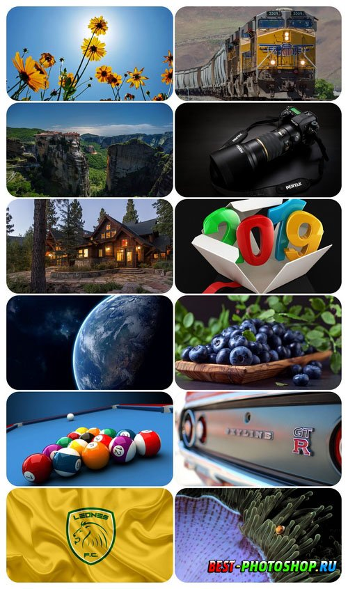 Beautiful Mixed Wallpapers Pack 881