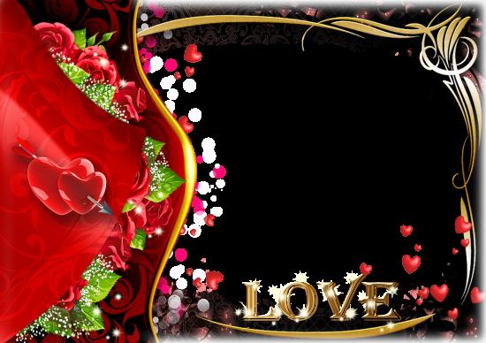 Онлайн рамки - Любовь