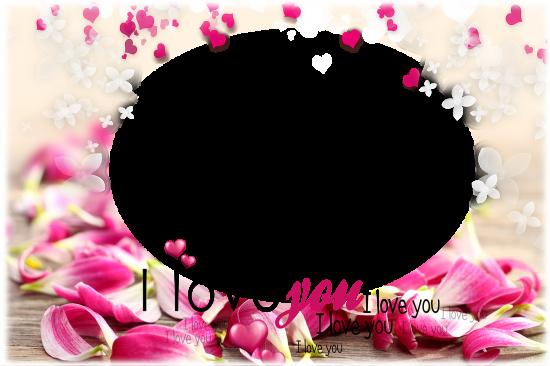 Онлайн рамки - С Днем Святого Валентина