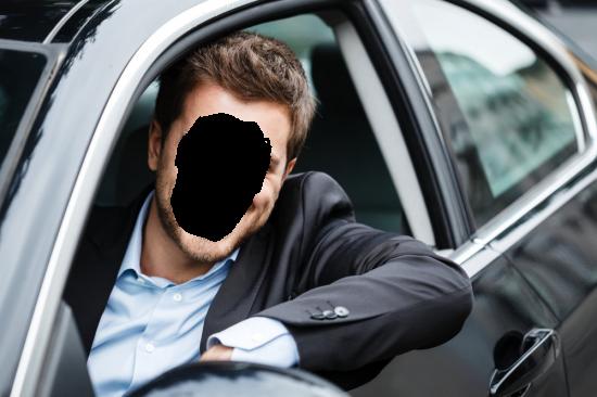 Вставить лицо онлайн - За рулем