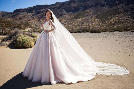 Вставить лицо в фото - Невеста на пляжу
