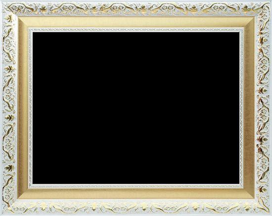 Рамка для фото онлайн - Багетная рамка №1