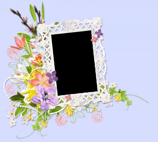 Рамка для фото онлайн - Рамка №1