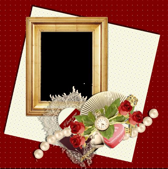 Рамка для фото онлайн - С любовью